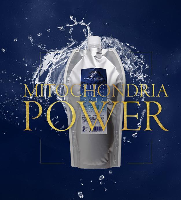 ミトコンドリアパワー自己再生医療