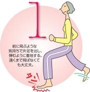 骨粗しょう症予防体操1